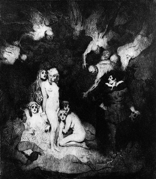 Norman Lindsay - Don Juan in Hell (2nd Edition)