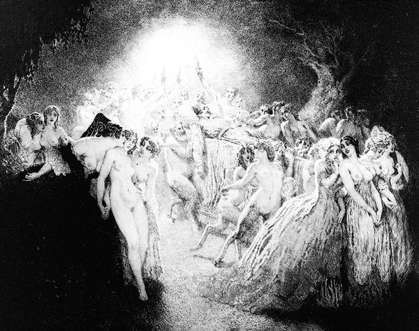 Norman Lindsay - Funeral March of Don Juan