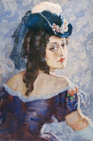 Norman Lindsay - Rita of the Eighties