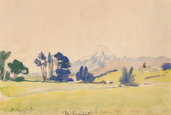 Peter Bousfield - New Zealand - Mt Egmont