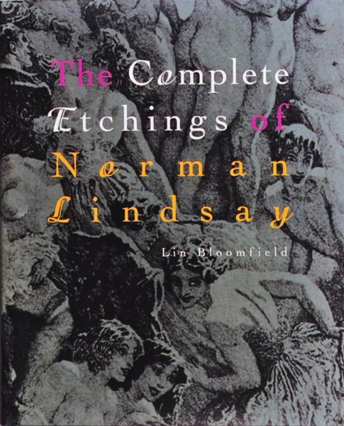 The Complete Etchings of Norman Lindsay (Standard Edition)