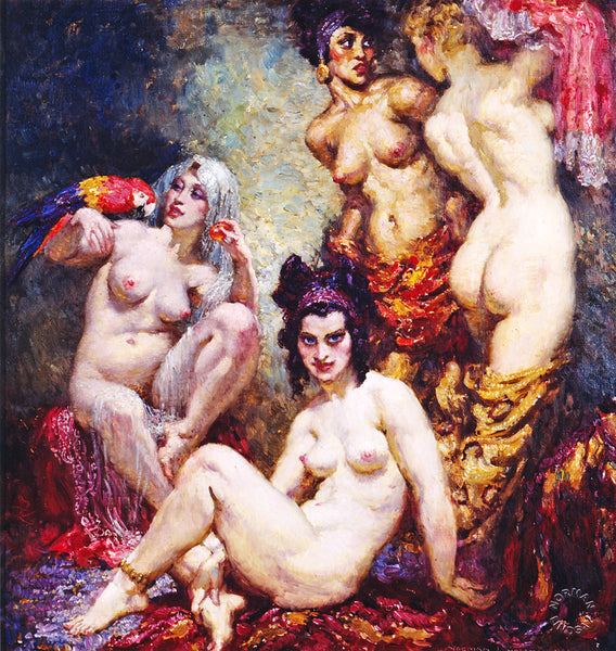 Norman Lindsay: Oil Paintings 1889-1969 (De luxe Edition)