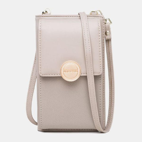 Women's Multi-Slots Phone Purse Crossbody Bag