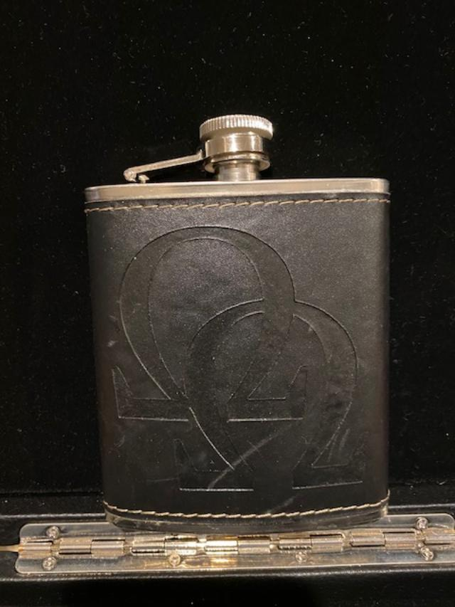 QueBlak Flask