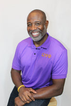 Load image into Gallery viewer, Polo Shirt - Omega Psi Phi