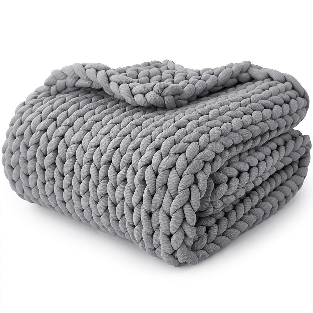The YNM Knitted Weighted Blanket