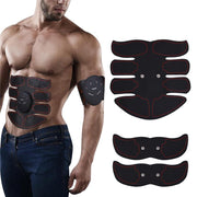 Ab + Bicep Electric Muscle Stimulator