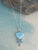 Larimar Solid 925 Sterling Silver Pendant Necklace - YoTreasure