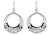 Solid 925 Sterling Silver Dangle Earrings Jewelry - YoTreasure