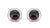 Garnet Solid 925 Sterling Silver Stud Earrings Jewelry - YoTreasure