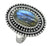Labradorite Solid 925 Sterling Silver Designer Ring - YoTreasure