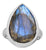 Labradorite 925 Sterling Silver Rings Silver Jewelry - YoTreasure
