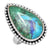 Azurite Malachite 925 Sterling Silver Rings Silver Jewelry - YoTreasure