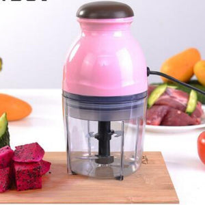 MINI ELECTRIC FOOD PROCESSOR