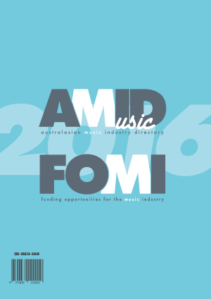 Australasian Music Industry Directory #55 2016