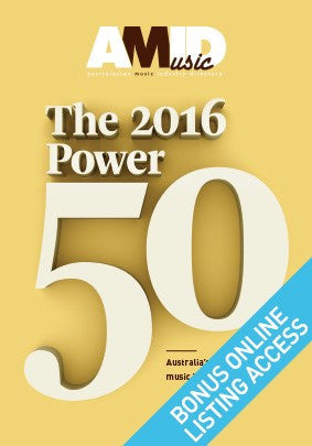 AMID #56 2016 - Power 50 edition