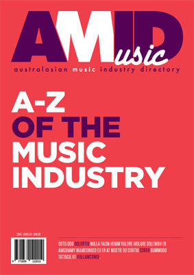 Australasian Music Industry Directory #53 2015