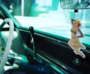 Sabina Kelley - Air Freshener - 3 Pack