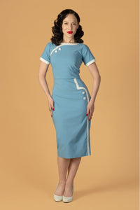 Joanie in Light Blue