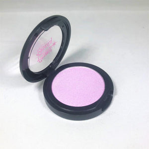 PIN-UP MAKEUP - CELESTIAL ALL OVER PRESSED HIGHLIGHTER IN PEGASUS BY ATOMIC BEAUTY COSMETICS