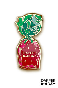 Strawberry Bon-Bon Pin by Dapper Day for Tatyana