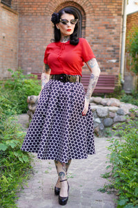 Tabitha Retro Circle Skirt