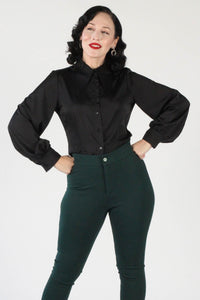 Willow Blouse In Black