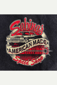 Sabina's Speed Shop Shirt Men's - Red
