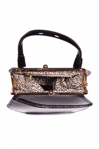 To Die For Purse in Black