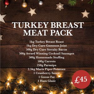 Turkey Breast Meat Pack Small