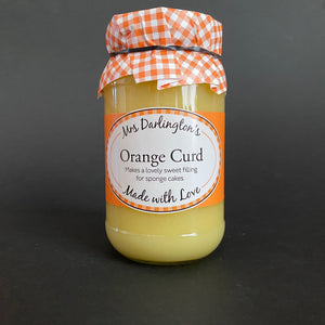 Orange curd - Warwicks Butchers
