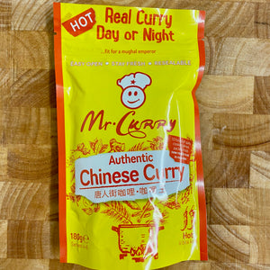 Mr Curry Hot Chinese Curry