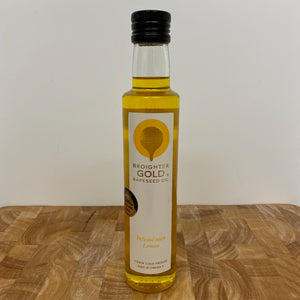 Lemon Infused Rapeseed Oil