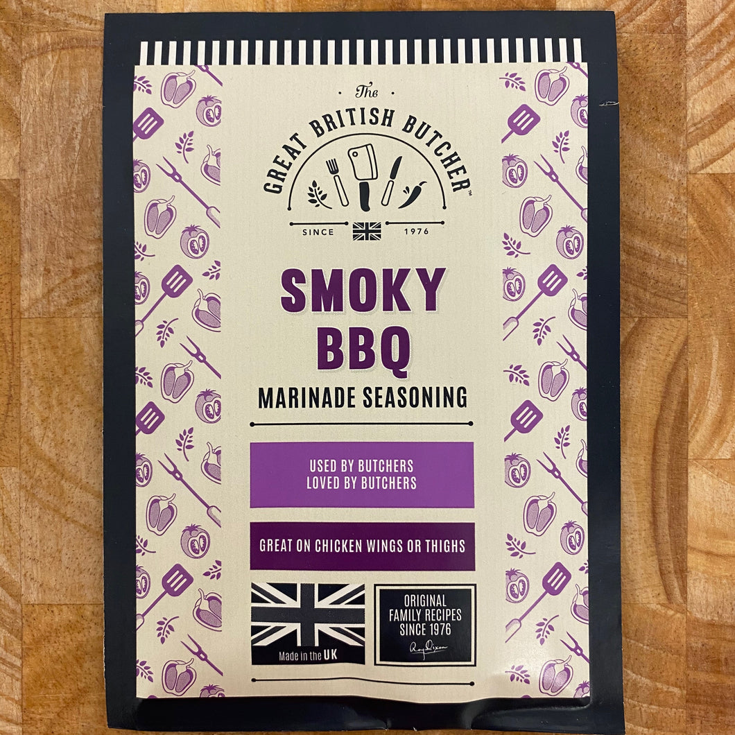 Smoky BBQ Marinade Seasoning