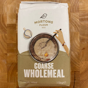 Mortons Course Wholemeal Flour
