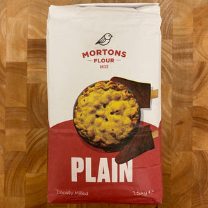 Mortons Plain Flour