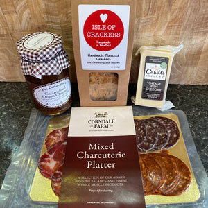 Charcuterie & Cheese bundle