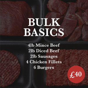 Bulk Basics Meat Pack