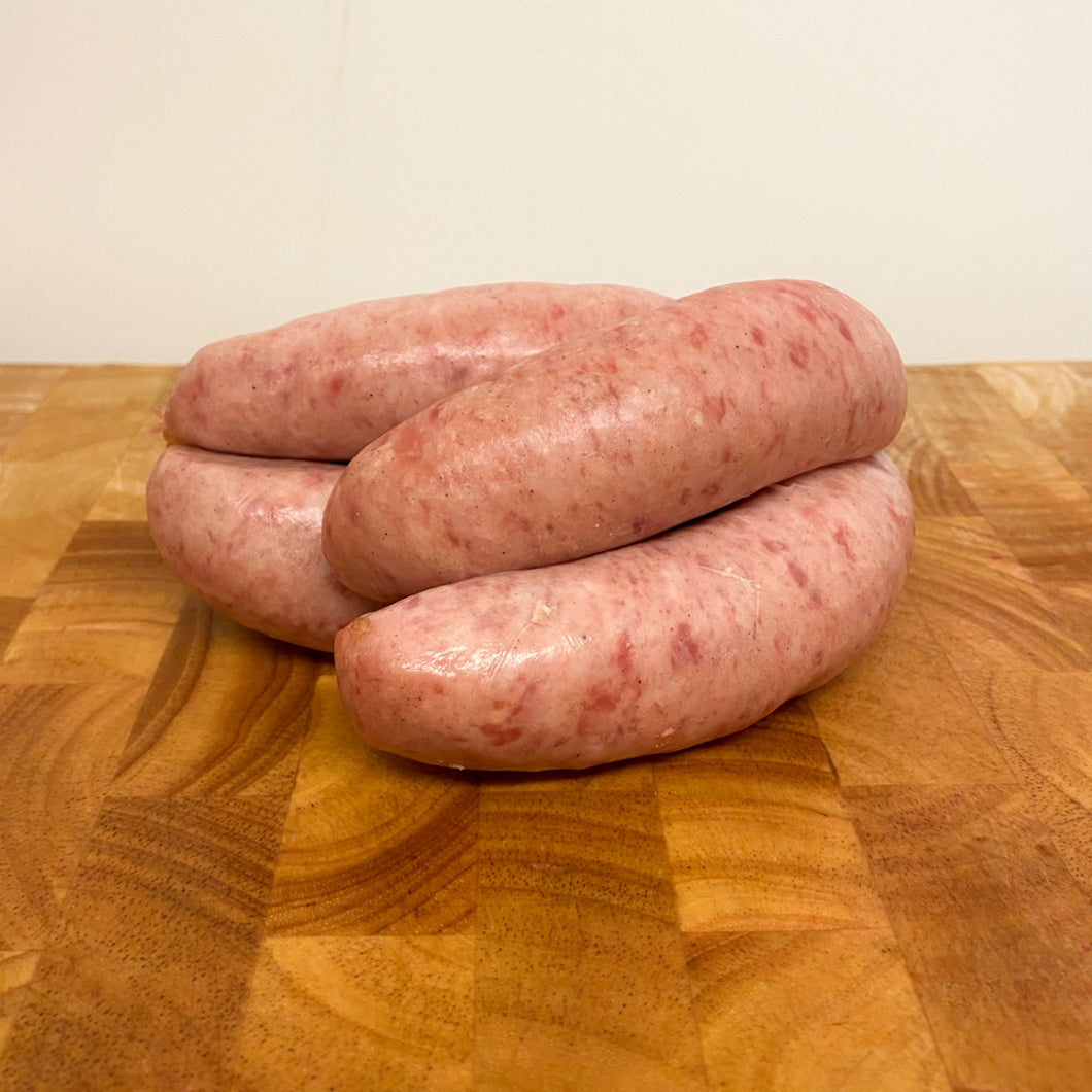 Thick Pork Sausages