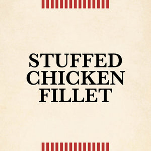 Stuffed Chicken Fillet - Warwicks Butchers