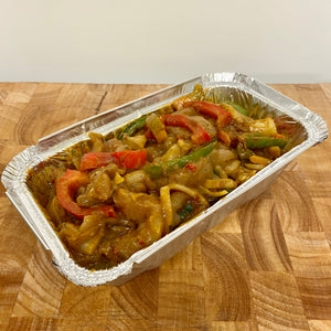 Curry Chicken Stir Fry