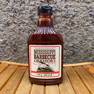 Mississippi barbeque sauce - Warwicks Butchers