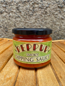 Peppup smoky dipping sauce - Warwicks Butchers