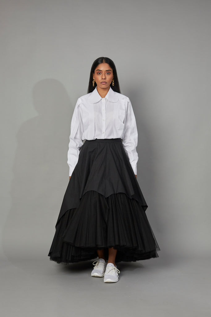 WITCH LINER SKIRT
