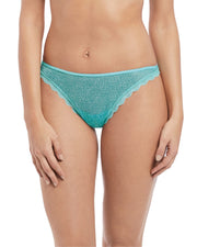 Freya Summer Haze Thong Aquamarine
