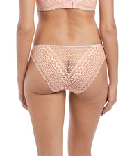 Freya Daisy Lace Brief Blush