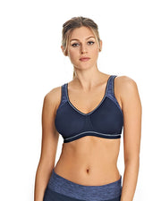 Freya Active Sonic Moulded Spacer Sports Bra Total Eclipse