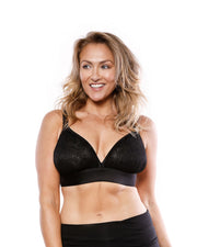 Va-Voom Bralette: Blacks