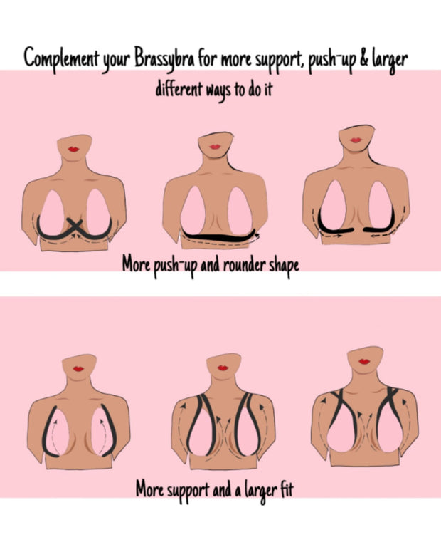 Brassy Bra That Little Extra Style Chart