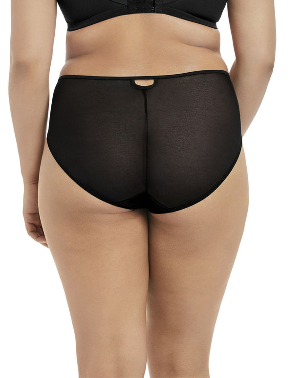 Elomi Sachi Brief Black
